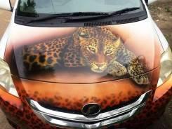 Аэрография. Уникальный рисунок на вашем авто, колпаках, дисках.