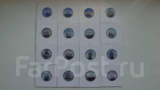 Набор монет Сомали Парусники 2014г