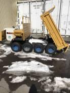Yanmar. Продам самоходный вездеход-самосвал, 900 куб. см., 1 800 кг., 1 200,00кг.