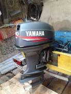 Yamaha. 40,00л.с., 2-тактный, бензиновый, нога S (381 мм), 2005 год