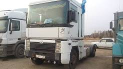 Renault Magnum. Renault Magnym, 12 800 куб. см., 19 000 кг.