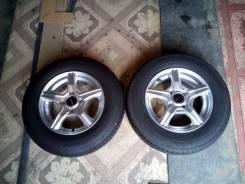 Bridgestone. 4.5x13, 4x100.00, ET35, ЦО 72,0мм.