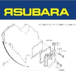 Прокладка клапанной крышки. Subaru Legacy, BP9, BL5, BH5, BE5, BP5 Subaru Forester, SF5, SG5 Subaru Impreza, GE7, GE6, GF6, GH7, GF5, GD3, GC2, GC1, G...