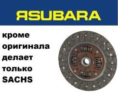 Диск сцепления. Subaru Legacy, BL5, BP5 КРМЗ Универсал Двигатель EJ20Y