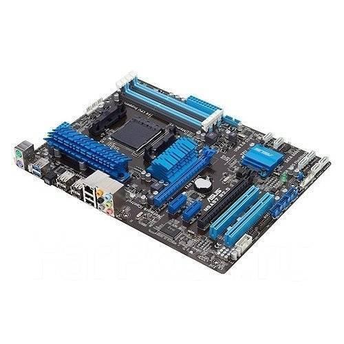 Процессор AMD FX(tm) 6300 Six-Core + ASUS M5A97 R2.0