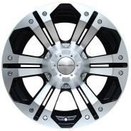 Sakura Wheels 5609. 8.5x18, 5x139.70, 5x150.00, ET30, ЦО 110,5мм.