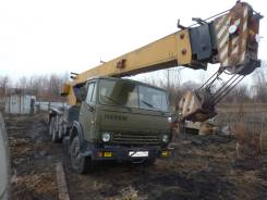 Камаз 53213. Продам Кран Камаз, 14 500 куб. см., 16 000 кг., 23 м.
