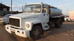 ГАЗ 3309. Продается водовоз ГАЗ-3309, 4 750 куб. см., 4,00куб. м.