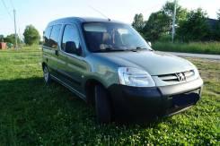 Peugeot Partner. механика, передний, 1.4 (75 л.с.), бензин, 87 500 тыс. км