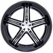 Sakura Wheels Z490. 8.0x19, 5x114.30, ET42, ЦО 73,1мм.