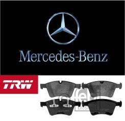 Колодка тормозная. Mercedes-Benz GL-Class, X164 Mercedes-Benz M-Class Mercedes-Benz ML-Class