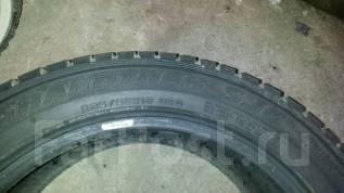 Dunlop Grandtrek SJ6. Зимние, без шипов, 2009 год, износ: 30%, 2 шт