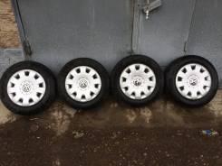 Колеса в сборе r15 для VW. 6.0x15 5x112.00 ET47
