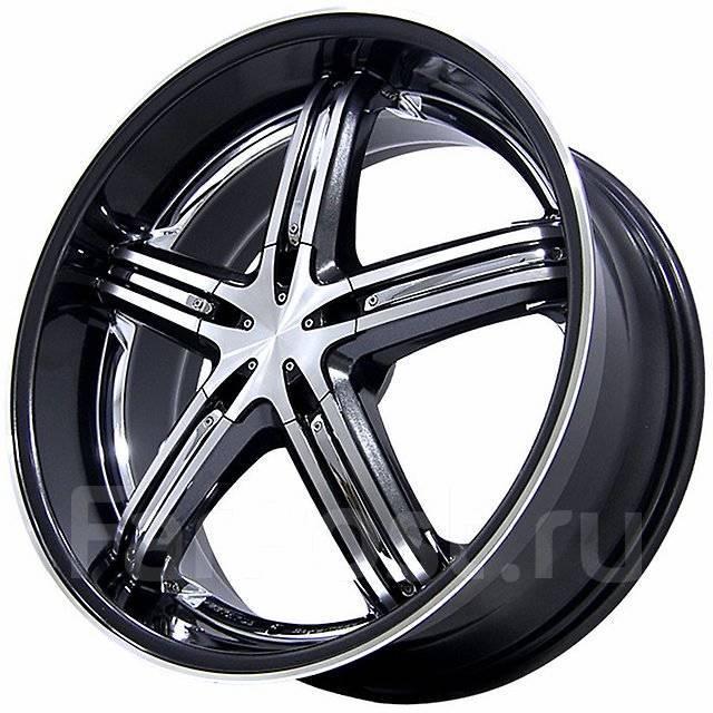 Sakura Wheels Z490. 8.0x19, 5x114.30, ET38, ЦО 73,1мм.