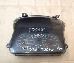 Панель приборов. Suzuki Escudo, TD01W Двигатель G16A