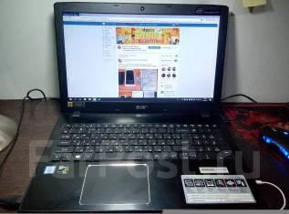 """Acer Aspire E5. 15.6"""", 2,3ГГц, ОЗУ 6144 МБ, WiFi, Bluetooth. Под заказ"""