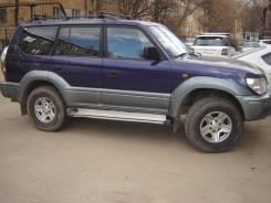 Toyota Land Cruiser Prado. автомат, 4wd, 3.5 (178 л.с.), бензин, 308 000 тыс. км