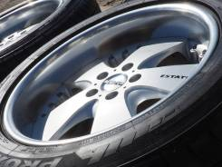 G-Corporation Estatus. 8.5/9.5x19, 5x114.30, ET42/38, ЦО 73,0 мм.