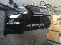 Бампер. Lexus RX270, GGL10 Двигатель 2GRFE