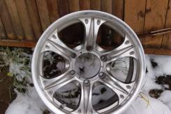Royal Wheels. 7.0x16, 6x139.70, ET0, ЦО 100,0мм.