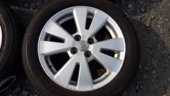 Toyota. 5.5x16, 4x100.00, ET39