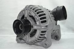 Генератор. BMW 3-Series, E46/3, E46/2, E46/4, E46, 2, 3, 4 Двигатели: M54B22, M54B30, M52B20, M54226S1, M54B20, M52B25, M54256S5, M52B28