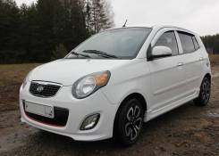 Kia Morning. автомат, передний, 1.0 (64 л.с.), бензин, 66 000 тыс. км