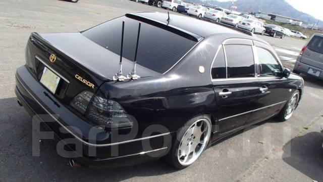 Toyota Celsior. UCF31, 3UZFESWAP RIDERSWHEELS