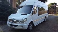 Mercedes-Benz Sprinter. Продается микроавтобус , 2 200 куб. см., 21 место