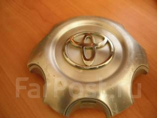 Крышка ступицы. Toyota Land Cruiser Prado, TRJ150, GRJ150 Двигатели: 2TRFE, 1GRFE