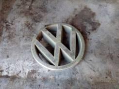 Эмблема. Volkswagen Polo, 6N Двигатели: AEX, AKV, APQ