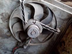 Вентилятор охлаждения радиатора. Volkswagen Polo, 6N Двигатели: AEX, AKV, APQ