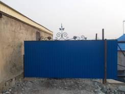 Ворота, заборы по низким ценам