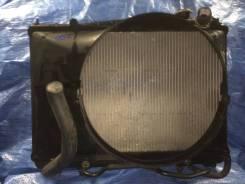 Радиатор охлаждения двигателя. Nissan Gloria, Y33 Nissan Cedric, Y33 Nissan Cedric / Gloria, Y33 Двигатель VQ30DET