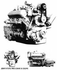 Двигатель в сборе. Урал 4320 МАЗ 5440А3-370-030 Четра Т11