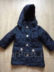 Пальто. Рост: 80-86, 86-98 см