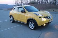 Nissan Juke. автомат, передний, 1.5 (114 л.с.), бензин, 14 000 тыс. км