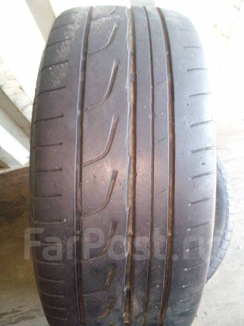 Bridgestone Potenza RE001 Adrenalin. Летние, износ: 50%, 4 шт