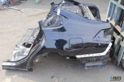 Задняя часть автомобиля. Nissan Teana, J32R, J32
