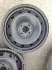 Dunlop. 6.0x15, 4x100.00, ET45, ЦО 59,0мм.
