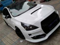 Обвес кузова аэродинамический. Nissan Teana, J32, J32R. Под заказ