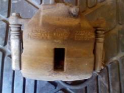 Суппорт тормозной. Nissan Primera, P11 Двигатели: GA16DE, GA16DS