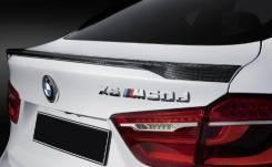 Спойлер. BMW X6, F16