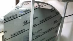 Капот. Hyundai Terracan