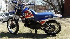 Yamaha PW80. 80 куб. см., исправен, птс, с пробегом