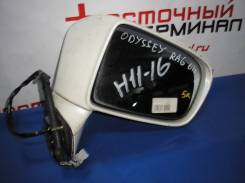 Зеркало заднего вида боковое. Honda Odyssey, RA6, RA7, RA8, RA9