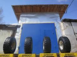 Bridgestone Desert Dueler. Грязь MT, износ: 5%, 4 шт