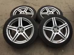 Bridgestone BEO. 7.5x18, 5x100.00, ET49, ЦО 73,0мм.