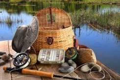 Возьму в дар Рыболовные снасти
