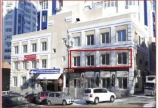Оборудованное помещение под магазин рядом с ул. М-Амурского. 190 кв.м., улица Дзержинского 52, р-н Центральный. Дом снаружи